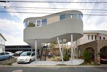 arquitetura / by Susana Vera Solorzano