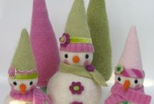 Neddle Felting - Christmas