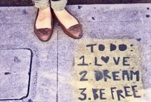 love dream be free