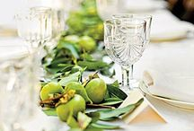 Green / Let the color GREEN enliven your wedding day.
