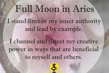 New and Full Moon Affirmations