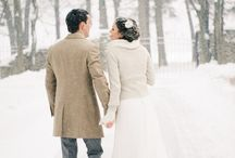 Meailles Winter wedding
