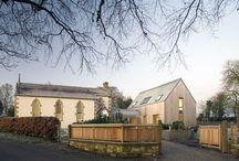 Church Conversion / Church conversion homes