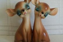 Vintage Animal figures