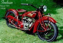 Motorcycles / by Heath Cunningham