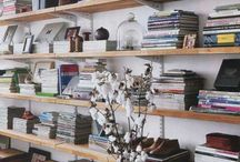 Bücherregal Wohnzimmer
