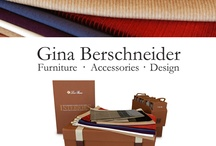 Fabrics / Fabrics used on Gina Berschneider custom furniture.