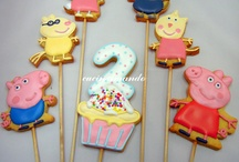 Peppa Pig / by Naanis Cupcakes-more