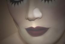 Makeup clowns / Makeup fantasía
