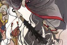 Mononoke/Hoozuki no reitetsu/Mushishi