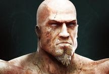 Awesome 3D / Amazing 3D renders of miscellaneous characters