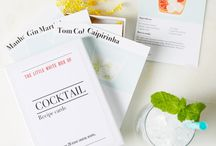 Cocktails Darling? / Stylish cocktail inspired gifts.