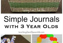Homeschool 3-4 Preschool