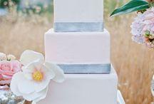 Weddings - desserts / by Leona Morelock Designs