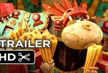 Animation / Animation, Movies, Trailers