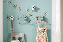 Bird decor ideas