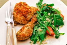 yum! | main dish / Entrees to make dinnertime great!
