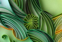 ART~Quilling / by Ginny Christensen