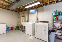 Craftsman Laundry Room Design