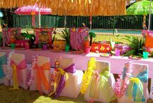 cute party ideas / by Britney Bennett