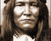 Native Americans, post Atlantian souls.