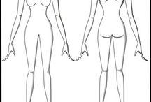 modell figur