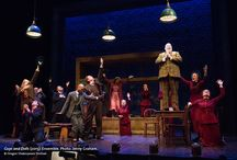 """Guys and Dolls (2015) / """"Guys and Dolls,"""" based on a story and characters of Damon Runyon, music and Lyrics by Frank Loesser, book by Jo Swerling and Abe Burrows, runs Feb. 22-Nov. 1, 2015, at the Oregon Shakespeare Festival in Ashland, Ore. #OSF2015 #GuysAndDollsOSF"""