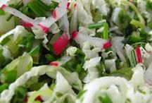 surówki salatki