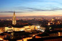 Toulouse / Meilleures adresses et bons plans de la ville de Toulouse, France. #cityguide #toulouse