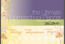 Apologia / Davis and Rachael Carmen of Apologia Educational Ministries are my wonderful publishers. Great resources for home school families!