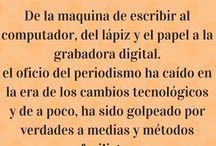 Periodismo Tradicional y digital / Aceptación de la tecnología en el medio, y el desarrollo integro del periodismo con la ayuda de los medios digitales.