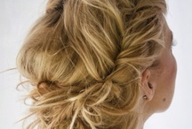 hair style...