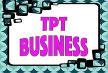 TpT Business / Items related to running a business on Teachers Pay Teachers.