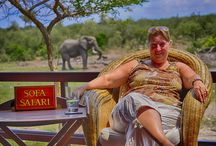 The Sofa-Safari / Wildlife photography captured from the lodges and camps. You don't have to tolerate bumpy and dusty drives with some surly field guides! You can capture good images from the comfort of the lodge - either from the communal areas or from your chalet. Stress-free wildlife photography with food and drink on tap!