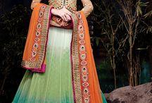 Wholesale Wedding Lehengas / Bulk wholesale wedding wear lehengas online. Surat wholesale shop provide a huge range of lehengas