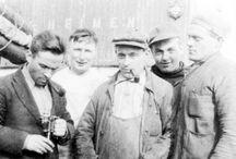 Original Real Men.Sealers New Foundland / sealers in the 1900 century.