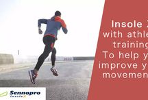 smart insole and  running