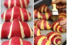 Viennoiseries - danish / #croissants #brioches #painsauchocolat #chaussons #pastries #desserts #gateaux #cakes #glace #icecream #pastrychef #chefpatissier #patisserie #pastry ...