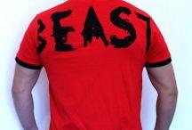 BeautyEtBeast / Vêtements et habits fitness pour homme et femme. Fitness and bodybuilding clothing line for men and women