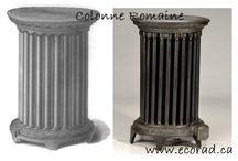 Pièces originales/Original pieces / Ecorad est le spécialiste des radiateurs de fonte. Ecorad is the specialist of cast iron radiators