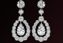 Antique Jewellery - Earrings / Antique and Period Earrings Collection at George Pragnell, Stratford-upon-Avon