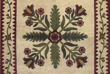 Appliqué Ideas / Some designs that speak to me...as appliqué motifs or to inspire an art quilt! / by Suzanne