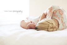 Photo Inspiration - lifestyle newborn