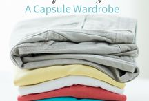 [Clothes] Capsule wardrobe tips
