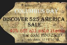 525 America- SPECIAL DEALS!!! / Special Offers and Sales from 525 America / by 525 America