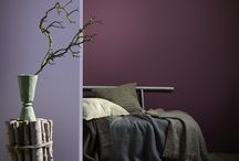 2016 Winter Inspiration - Faded Berries / Faded Berries sees nature take on a moody persona. This atmospheric trend captures the intensity of nature as it matures and evolves, evoking a landscape characterised by ripened berries and untamed foliage.   Setting the richness of deep berry tones against mossy greens, the palette takes on an untamed look, celebrating a nature that is faded and wild rather than pristine.   Berry and green tones are complemented by neutral accents, which bring a softness to the overall look.