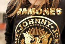 T-shirts rockers
