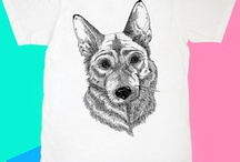 Dog T-shirt Collection