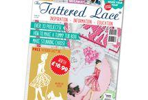 Tattered Lace Magazines