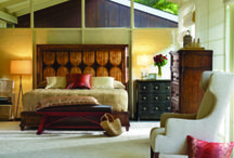 Bedroom Inspiration / Finding the private sanctuary you've been dreaming of.
